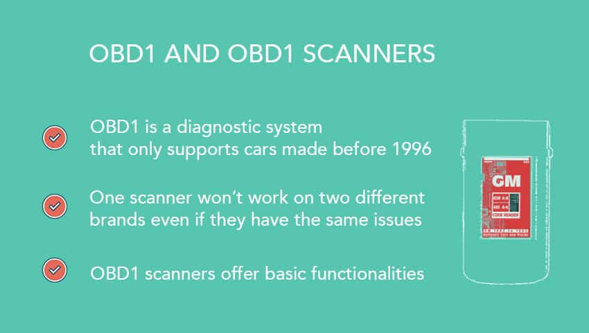 OBD1 vs OBD1 Scanners