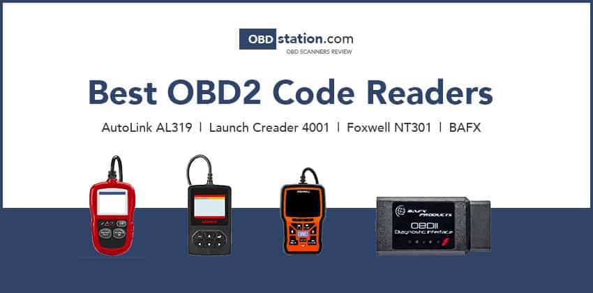 Best OBD2 Code Readers