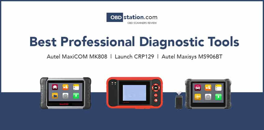 Best Professional Diagnostic Tools