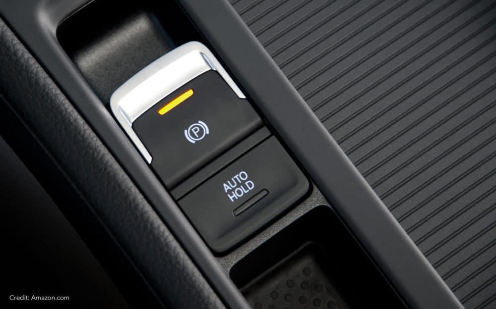 vw electronic parking brake error