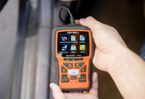 OBD2 SRS car code reader