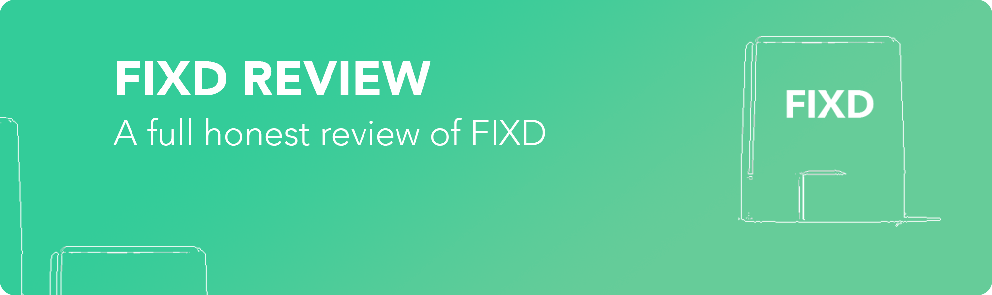 FIXD Reviews