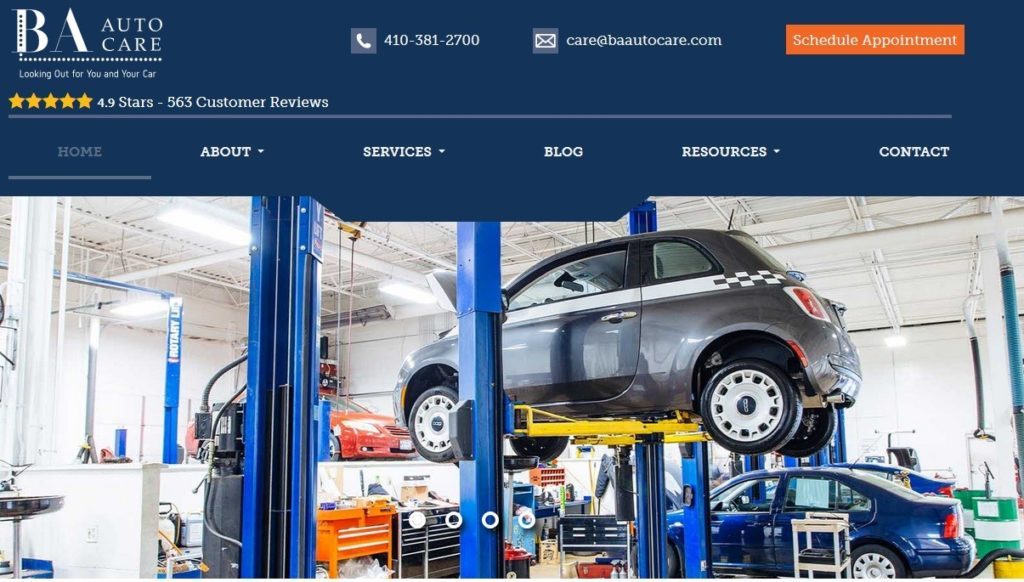 BA Auto Care Blog is one of the best auto blogs about car